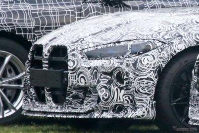 後輪駆動の最強BMW!?『M4 CSL』は540馬力に到達か