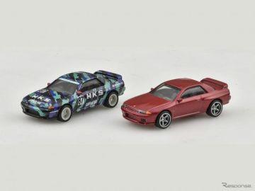 ホットウィール、人気ミニカー2台セットの新商品3種を発売