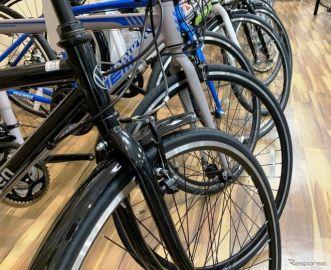 コロナ禍で快走、2020年度の自転車販売市場は過去最高---不安材料