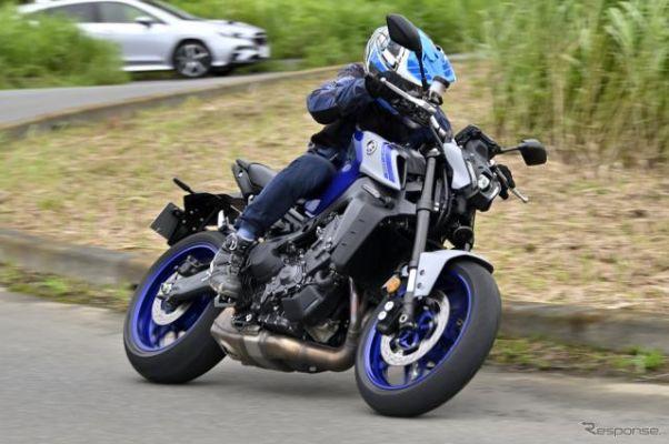 【ヤマハ MT-09 試乗】エンジンを回すことがとにかく楽しくてたまらない…丸山浩