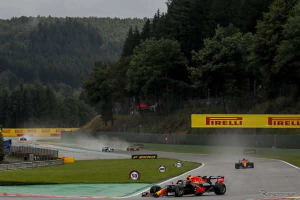 【F1】2021年後半戦の新カレンダー発表…1戦減で全22戦に