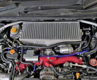 HKS、WRX STIインタークーラーキット発売…冷却性能最大20%アップ