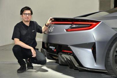 【ホンダ NSX タイプS】すべてが機能美、ワンオフのコンプリートカー?…エクステリアデザイナー[インタビュー]