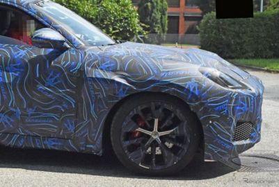 マセラティの新型SUV『グレカーレ』、これが官能の「トロフェオ」か!?