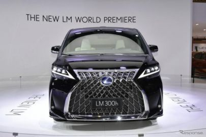 待望のレクサス高級ミニバン『LM』日本販売に向けて練るべき戦略