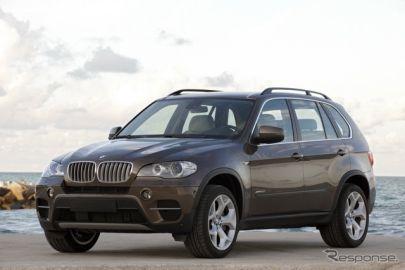 BMW X5など5035台リコール、ワイヤーハーネス不具合で火災の恐れ