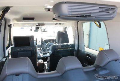 日本交通、新型コロナ対策を強化したタクシーを関西に初導入