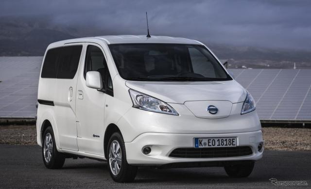 日産 e-NV200 現行型《photo by Nissan》