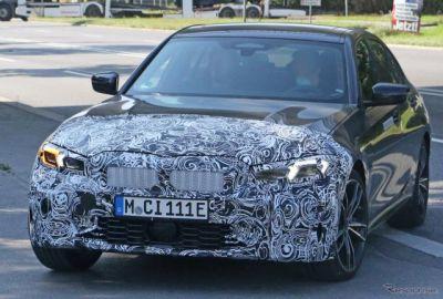 BMW 3シリーズ 改良新型は2022年夏デビュー!進化のポイントは