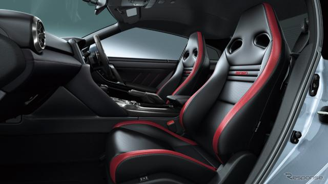 GT-R Track edition engineered by NISMO T-spec《写真提供 日産自動車》