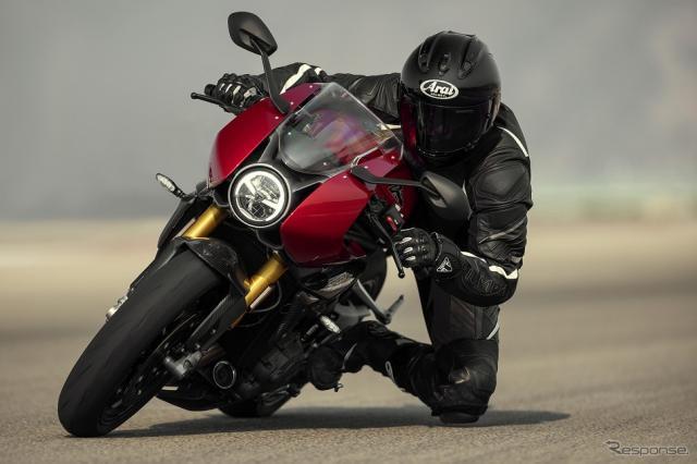 トライアンフ スピードトリプル1200RR《写真提供 トライアンフモーターサイクルズジャパン》