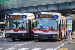 バスを見送ってポイントGET!…「密」を避けるアプリ