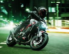 カワサキ『Z900』、ニューグラフィック発表