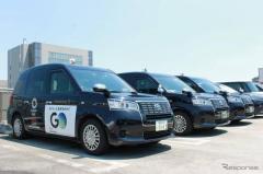都内のタクシー2800台がニューノーマル対応に