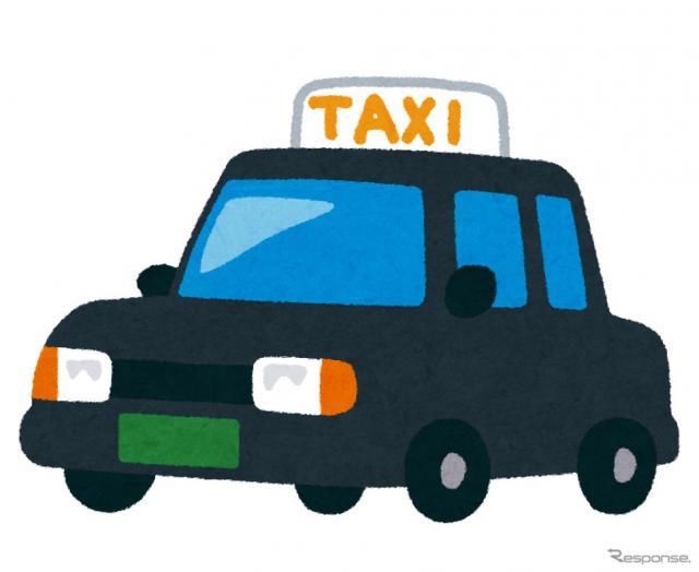 タクシー(イメージ)《写真提供 リッツ横浜探偵社》