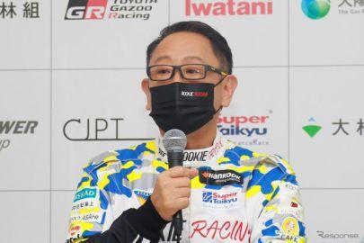 スーパー耐久第5戦、水素エンジンカローラが3度目の挑戦…カワサキとトヨタが協力してオーストラリアから水素を供給