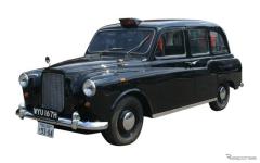 1969年型ロンドンタクシーをレストア&EV化…満充電で100km走行可能