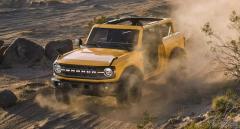 フォード ブロンコ新型に高性能グレード「ラプター」設定、2022年登場