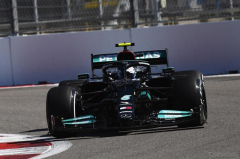F1ロシアGPのフリー走行はメルセデスのワンツー
