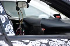 アナログにこだわった車内を激写…アルファロメオ最小SUV『トナーレ』、車台は自社製に!?
