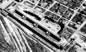フィアット・リンゴット工場(1957年)《Photo by: Touring Club Italiano/Marka/Universal Images Group via Getty Images/ゲッティイメージズ》