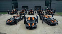 ブガッティ史上最速、1600馬力の「シロン スーパースポーツ300+」
