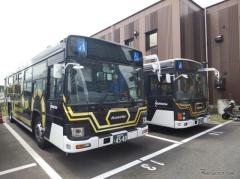 西武グループ、電動バス導入拡大に向け実証実験開始へ…中古バスを改造