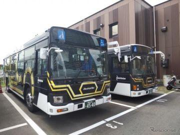 西鉄グループ、電動バス導入拡大に向け実証実験開始へ…中古バスを改造