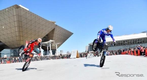 第46回の模様《写真提供 東京モーターサイクルショー協会》
