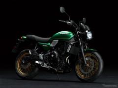 カワサキ、レトロテイストの新型スポーツバイク「Z650RS」発売へ