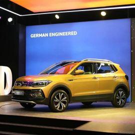 VW、新型コンパクトSUVをインドで発売