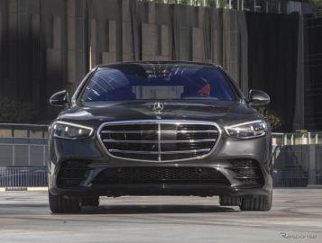 メルセデスベンツ、車両と信号機が通信する新交通技術システム開発へ