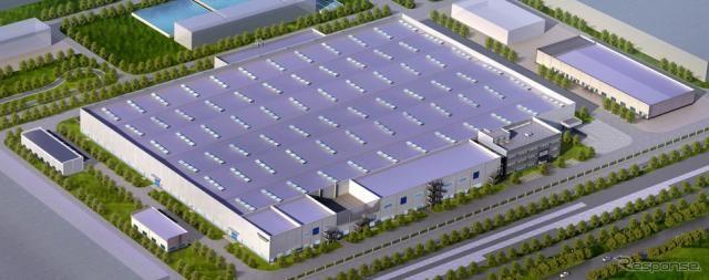 フォルクスワーゲングループ、中国にバッテリー工場建設…2023年稼働