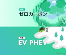 レスポンス、CASE時代に向け2つの特集「ゼロカーボン」&「EV・PHEV」を開始