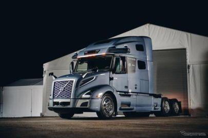 ボルボ、自動運転トラックのプロトタイプ発表…北米で実用化へ