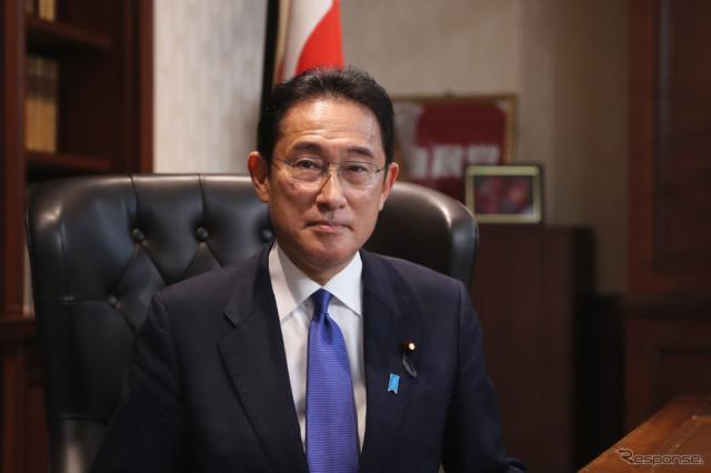 岸田・新総理大臣(9月29日)《Photo by Du Xiaoyi - Pool/Getty Images News/ゲッティイメージズ》