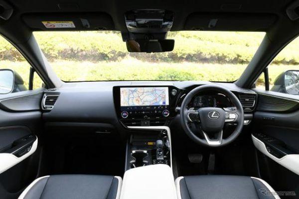 レクサスNX 新型、パイオニアの高性能サウンドシステムを標準装備