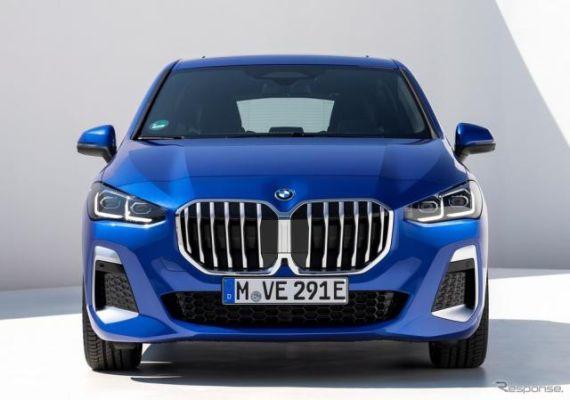 BMW 2シリーズ・アクティブツアラー 新型にPHVを追加…欧州で