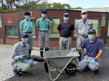 ねこ車電動化キット、福岡市動物園に寄贈