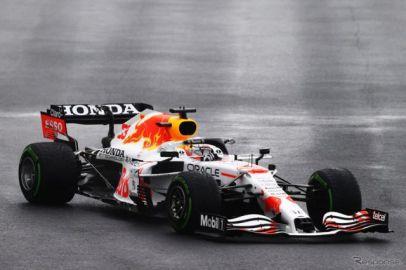 F1レッドブル・ホンダのフェルスタッペンがランキングトップに浮上