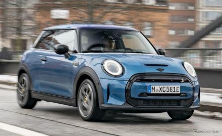 MINI世界販売、日本は外国メーカー車モデル別登録台数で5年連続首位
