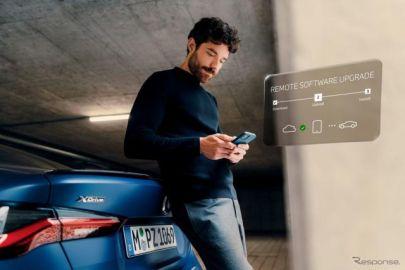 BMW、史上最大規模の無線更新を開始…「OS7」が最新バージョンに