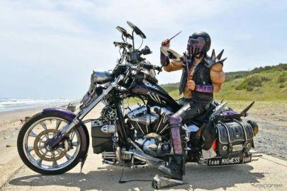バイク×SL×コスプレ、異色のコラボイベントが秋の日光で開催!