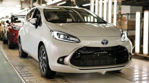 トヨタ、11月のグローバル生産は当初計画から10-15万台減