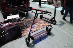 話題の電動キックボードや3輪EVに試乗ができる…アソモビ2021