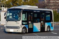 中部国際空港島で自動運転バスの実証実験へ…10月29日から