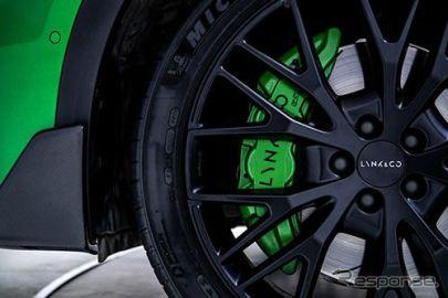 曙ブレーキ製品、中国・吉利汽車グループの新型高性能SUVに採用