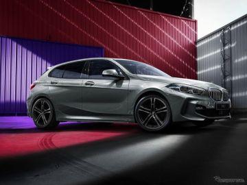 BMW 1シリーズ、180台限定の「インディビジュアルエディション」発売