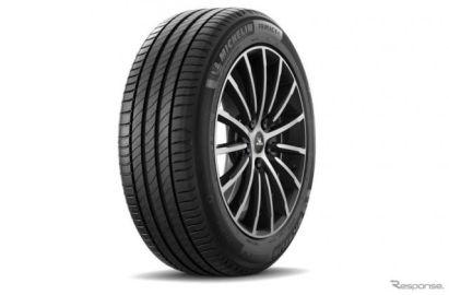 【トヨタ カローラクロス】ミシュランのコンフォートタイヤ「プライマシー4」を新車装着