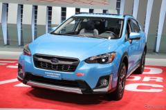 スバル、新型車を発表へ…オートモビリティLA 2021